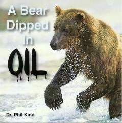A Bear Dipped In Oil