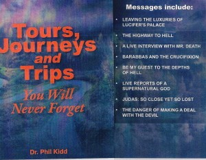 TOURS, JOURNEYS AND TRIPS