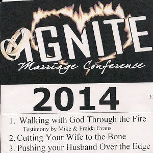 IGNITE MARRIAGE CONFERENCE 2014