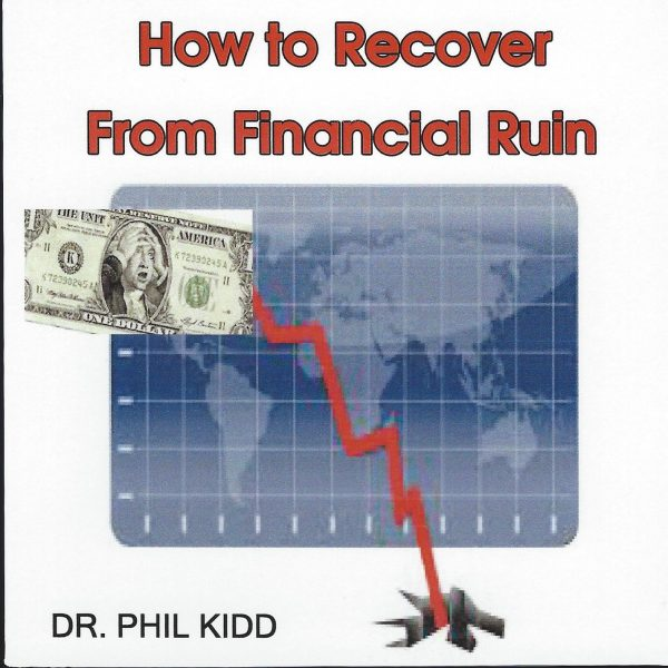 How to Recover From Financial Ruin