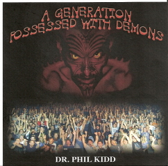 A GENERATION POSSESSED WITH DEMONS