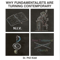 WHY FUNDAMENTALISTS ARE TURNING CONTEMPORY