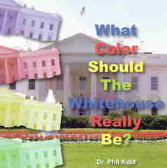 What Color Should The Whitehouse Really Be?