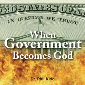 When Government Becomes God