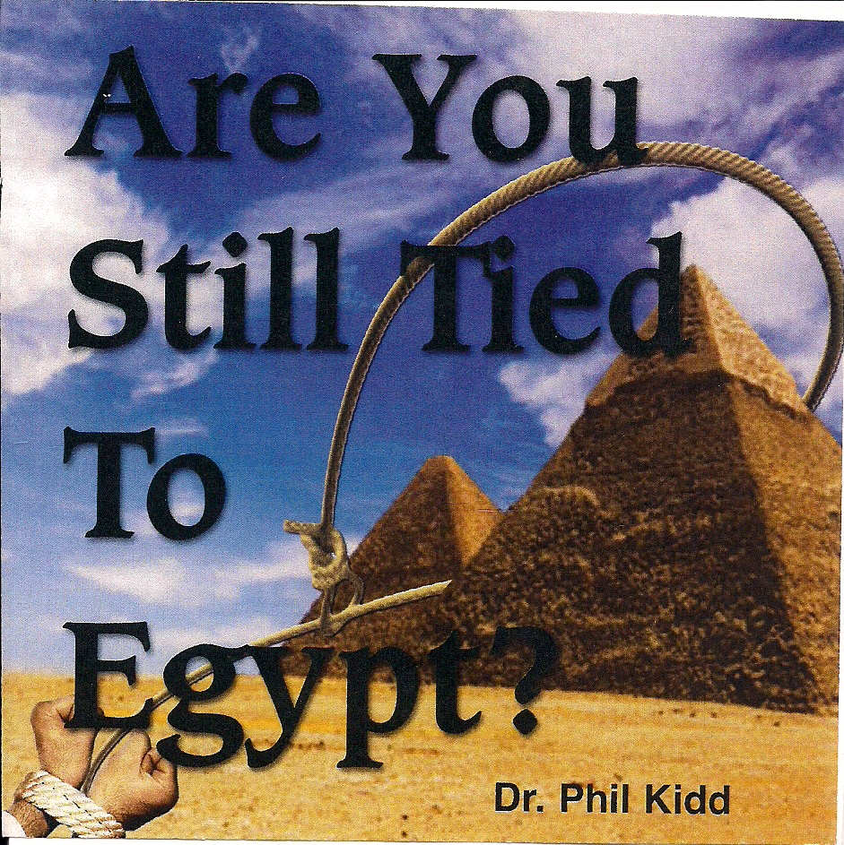 ARE YOU STILL TIED TO EGYPT?