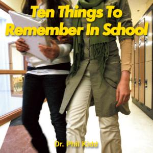 10 THINGS TO REMEMBER IN SCHOOL