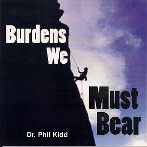 Burdens We Must Bear
